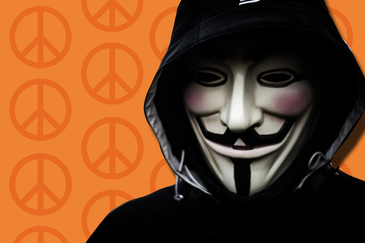 6 times Anonymous acted for good
